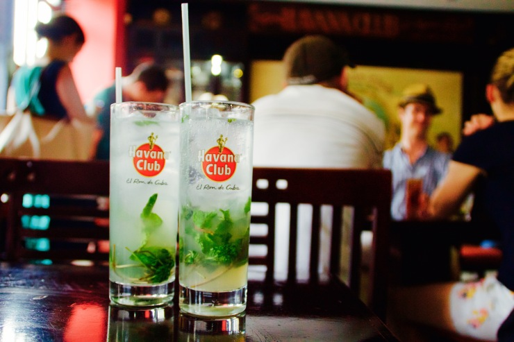 Havana Club Rum Bar